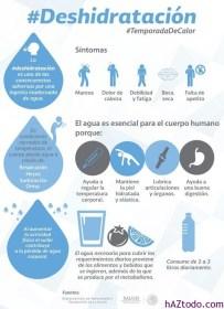 Deshidratación y cómo prevenirlas