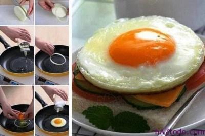 Cómo hacer el huevo frito perfecto