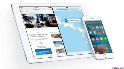 iOS 9 como descargarlo y conoce sus novedades