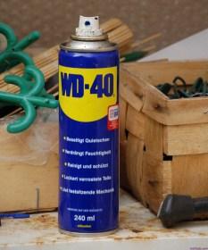 Usos ocultos del WD 40