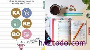 Kakebo Diy para ahorrar dinero descargar pdf gratis