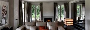 Armani designed interiors at Villa Armani Casa, St Tropez
