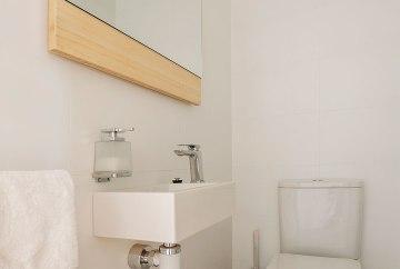 Narrabeen Ensuite Renovation | Helen Baumann Design