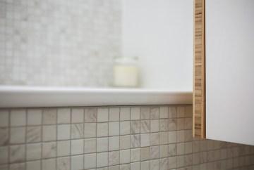 Unique Bathroom Design | Helen Baumann Design