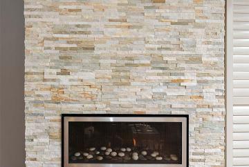Modern Fireplace | Helen Baumann Design