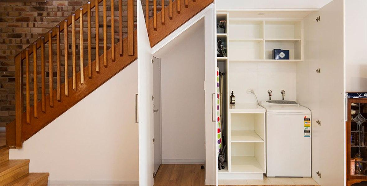 Narrabeen Laundry Renovation   Helen Baumann Design