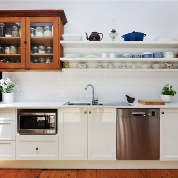 Small Kitchen Renovation | Helen Baumann Design