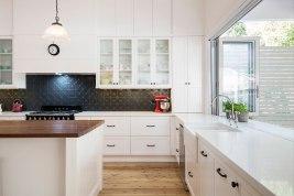Hampton Style Kitchen Design | Helen Baumann Design