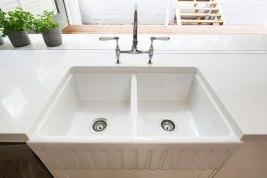 Hamptons Kitchen Sink | Helen Baumann Design