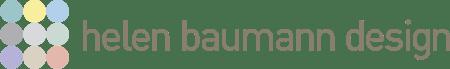 Helen Baumann Design Logo