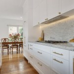 Hampton Kitchen with Shaker Style Doors | HB Design