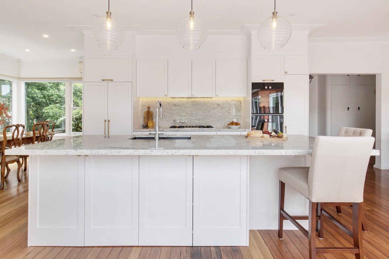 9+ White Kitchen Ideas Au
