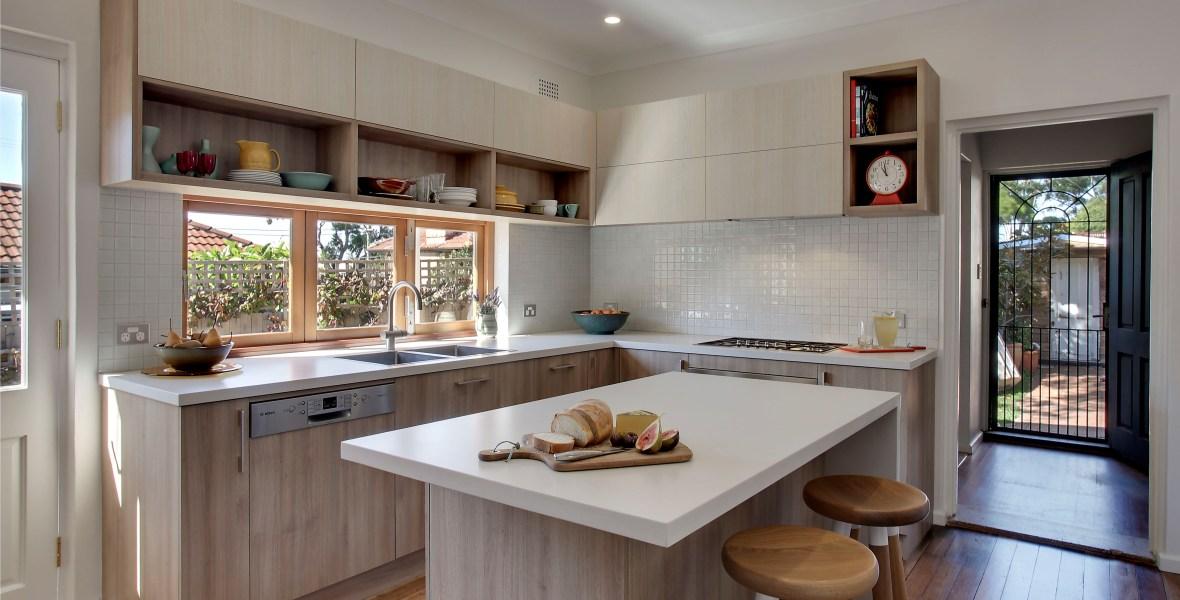 Scandinavian Kitchen | Helen Baumann Design