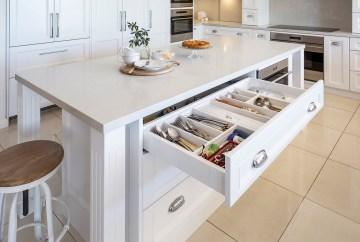 Wide Cutlery Drawer   Helen Baumann Design