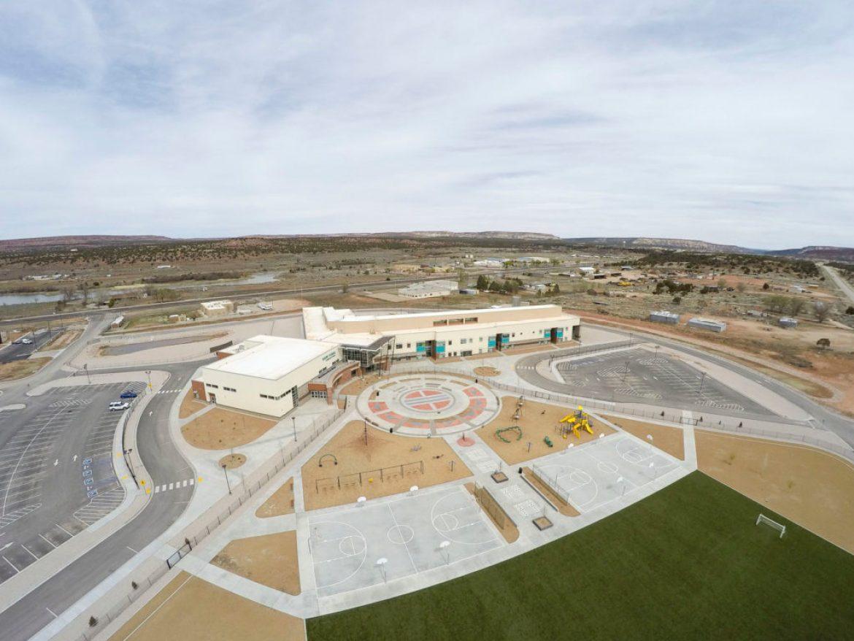 Shiwi T'sana Elementary School - Zuni Pueblo