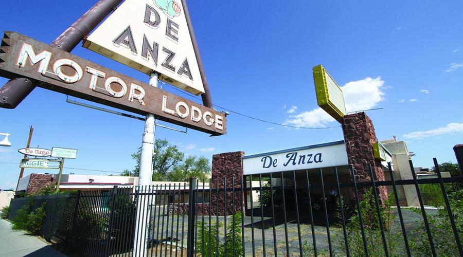 HB Breaks Ground at De Anza Motor Lodge