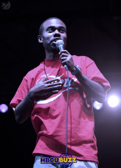 Bowie State Homecoming Comedy Show 2011 HBCU Buzz-11