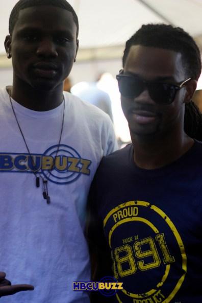 HBCU Buzz GHOE North Carolina A&T Homecoming 2011-5