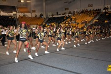 Grambling State University Cheerleaders