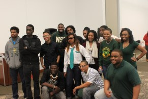 NSU/HU Poetry Slam Teams