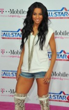 T-Mobile Magenta Carpet At The NBA All-Star Game - Arrivals