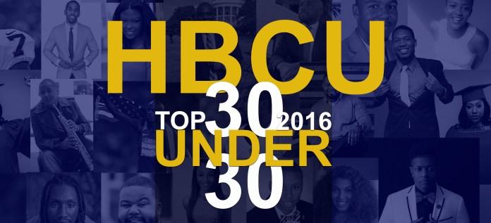 HBCU-Top-30-Under-30 2016
