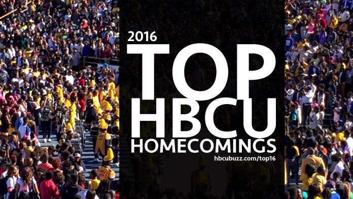 Top HBCU Homecomings 2016