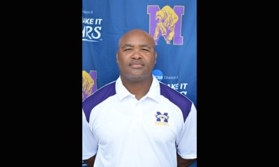 Miles College Tony Oglesby