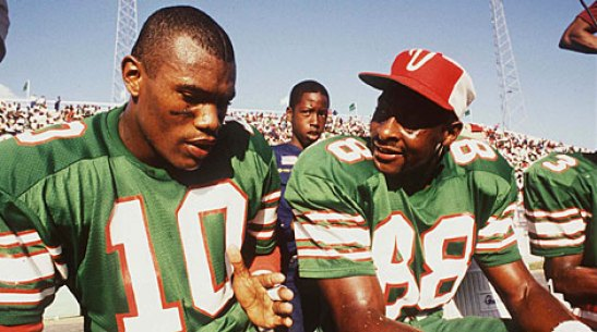 Jerry Rice Mississippi Valley throwback