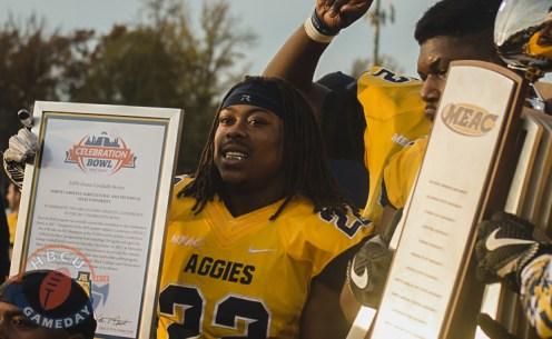 Aggies Celebration Bowl Cartwright