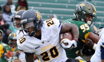 Athletics Jamari Smith A&T playoffs