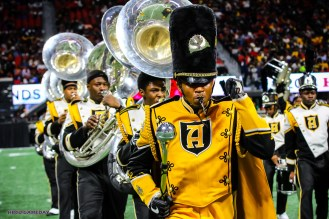 Alabama State at 2018 Honda Battle of the Bands