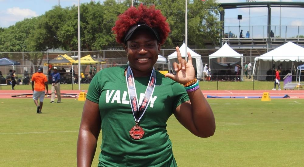 Mississippi Valley javelin star finds home at her second HBCU