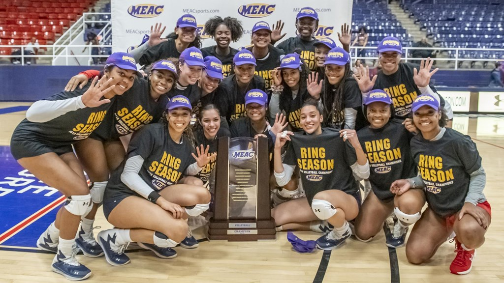 Howard Wins 2019 MEAC Volleyball Championship