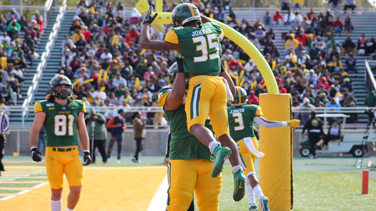 Norfolk State Freshman RB Up For Jerry Rice Award