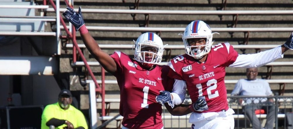 South Carolina State football practice is on hold