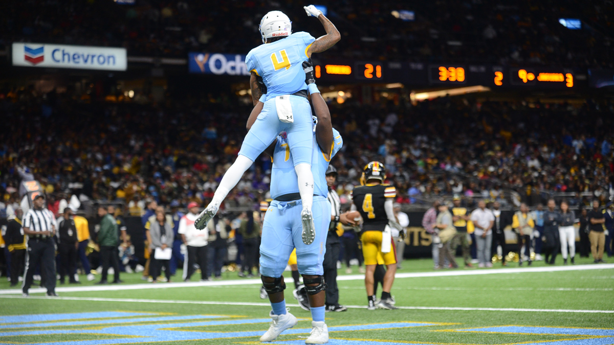 Southern Survives Grambling In 2019 Bayou Classic, Alcorn
