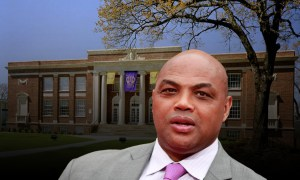 Charles Barkley Miles College