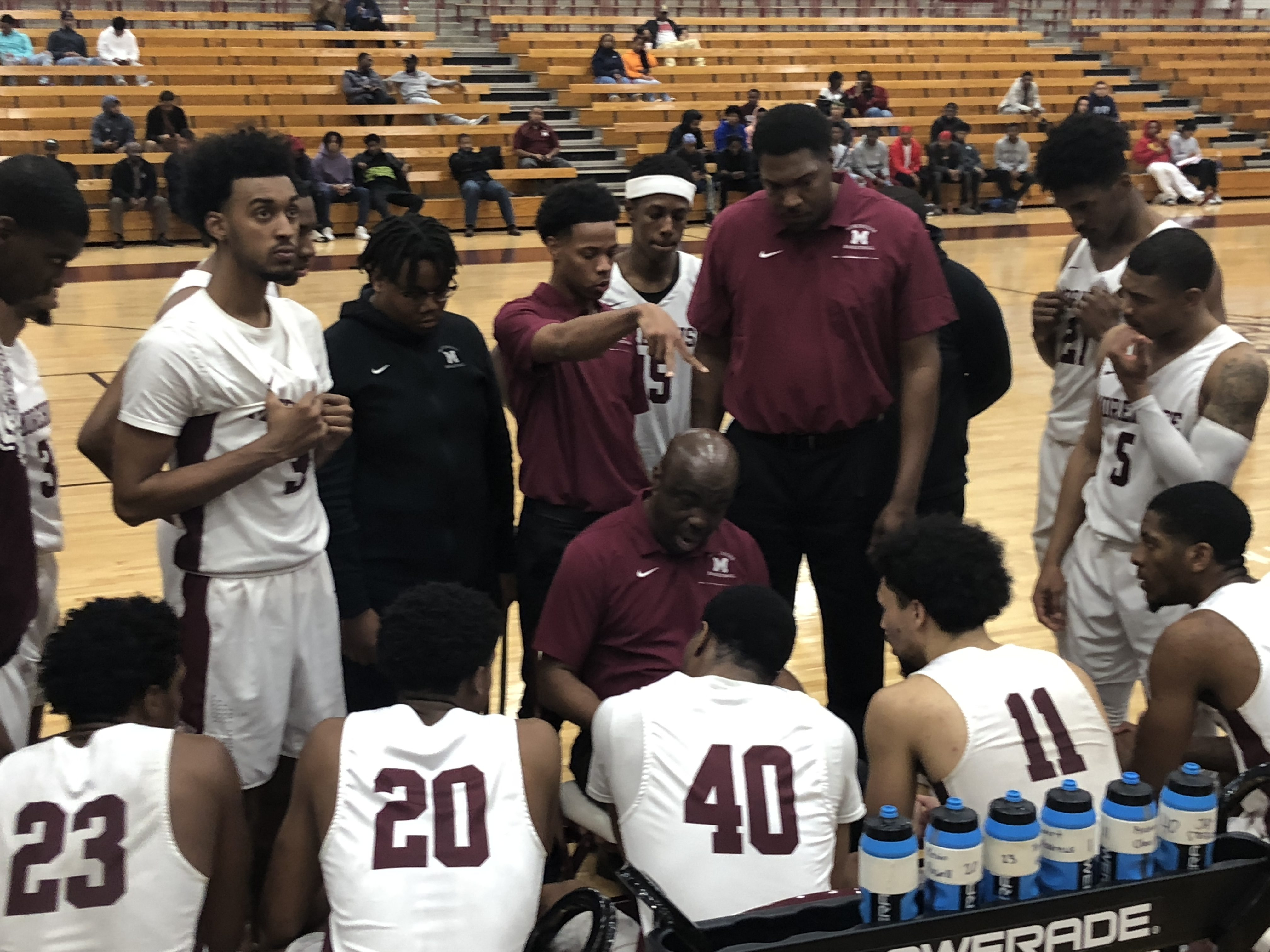 Morehouse completes season sweep of Benedict - HBCU Gameday
