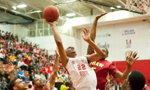 Shaw University Wykevin Bazemore