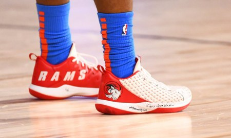 Chris Paul HBCU Sneaker