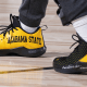 Chris Paul in Alabama State shoes