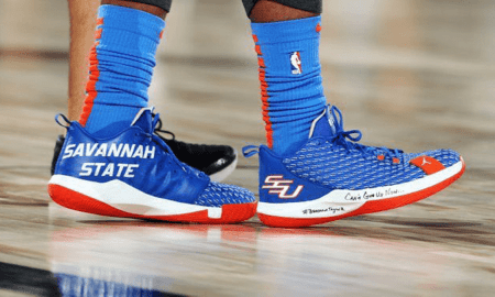 Chris Paul and his HBCU Sneaker Tour