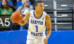 Hampton basketball