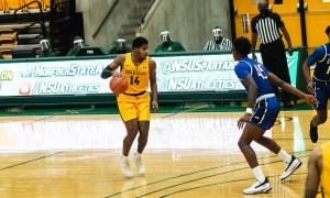 Norfolk State DeVante Carter