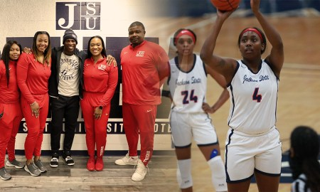 Jackson State women's basketball