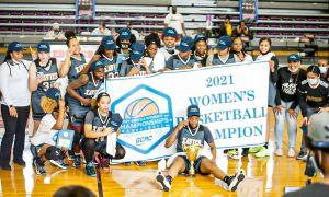 Xavier women win GCAC