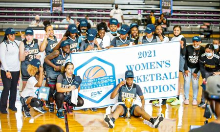 Xavier women win GCAC