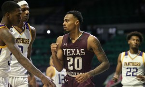 Texas Southern wins SWAC Tournament