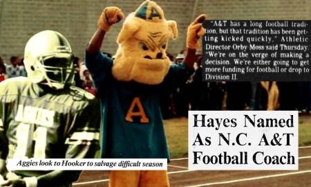 NC A&T MEAC Football